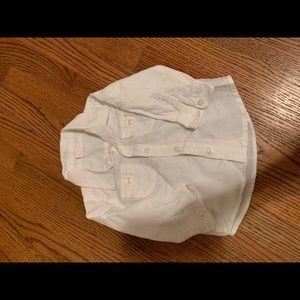 Baby gap linen button down